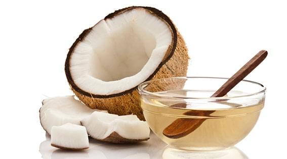 coconut oil hair mask for Dandruff
